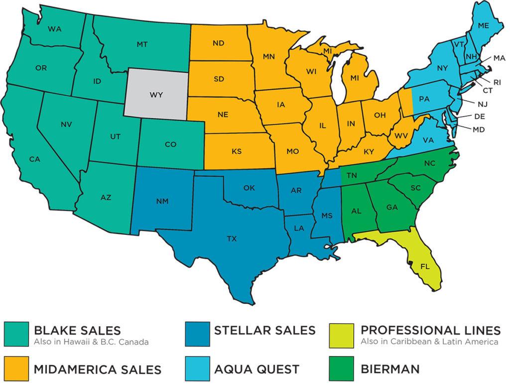 Ledge Loungers marketing map