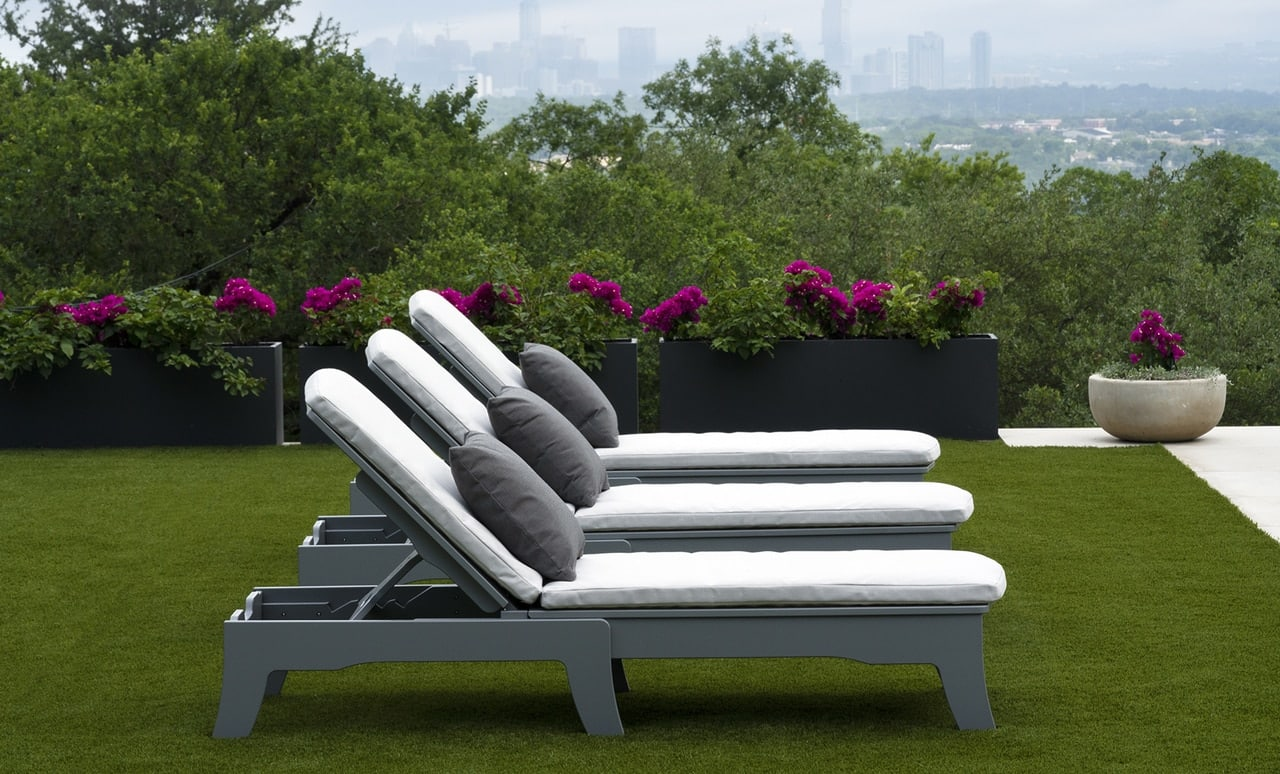 The Legacy Chaise Cushion makes our chaise selection even more attractive!