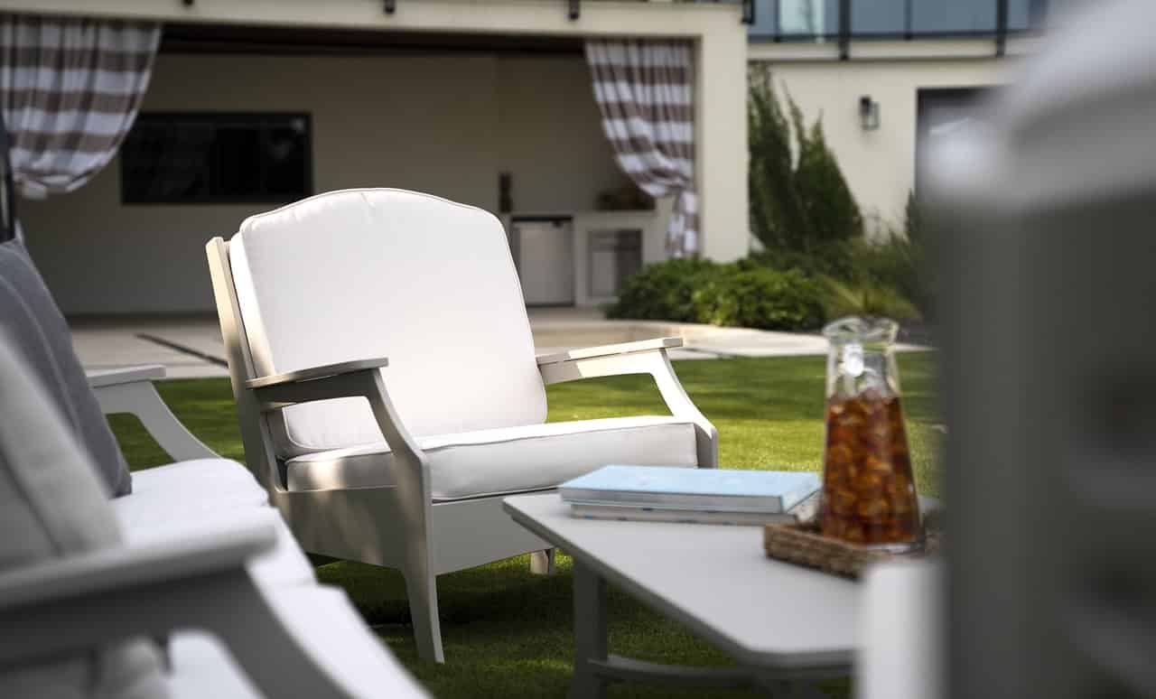 The Legacy Club Chair by Ledge Lounger