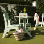 Ledge Lounger outdoor dining tables make any outdoor area more inviting.