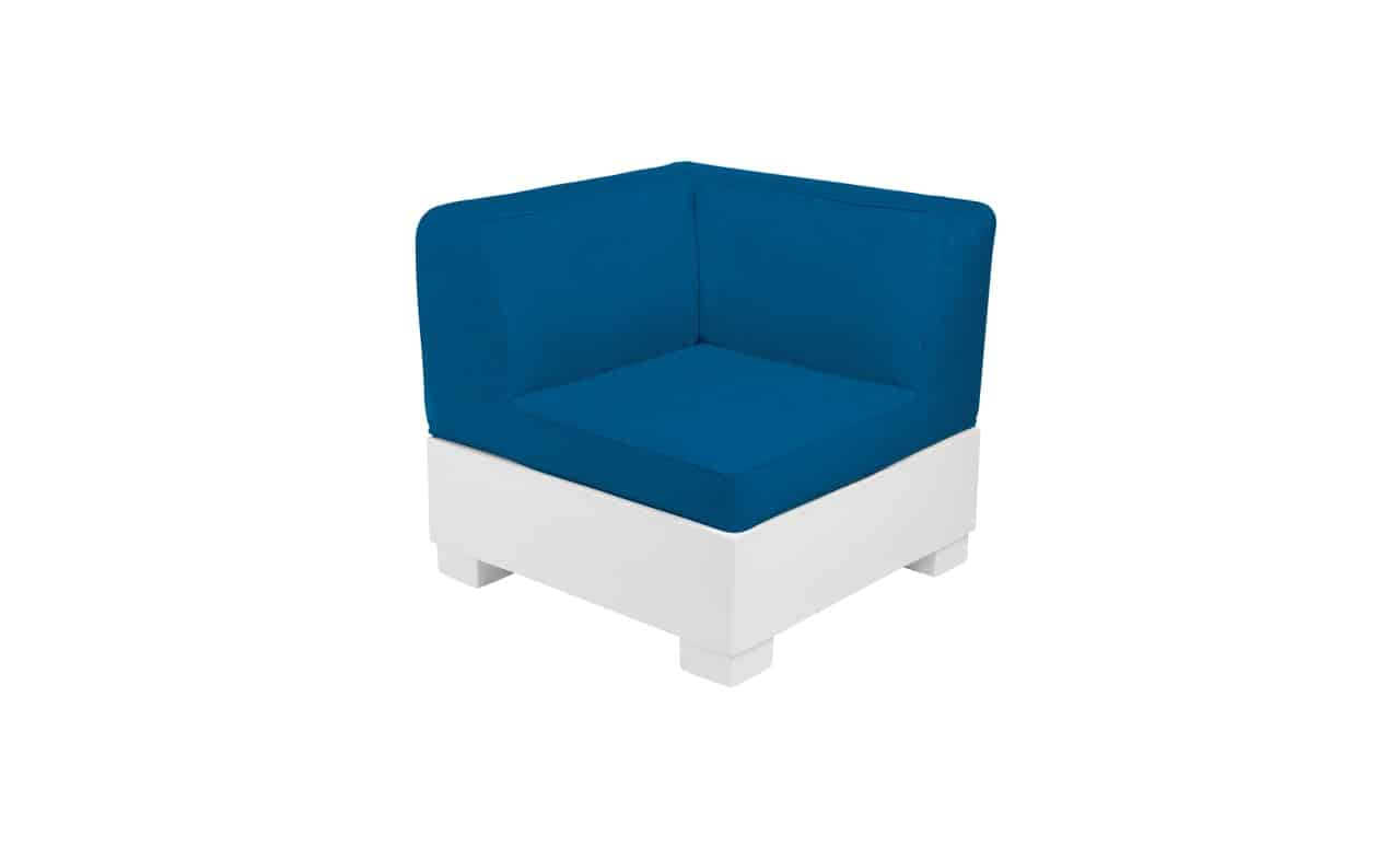 Affinity Sectional Corner by Ledge Lounger.