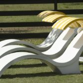 Signature Deep Chaise by Ledge Loungers.