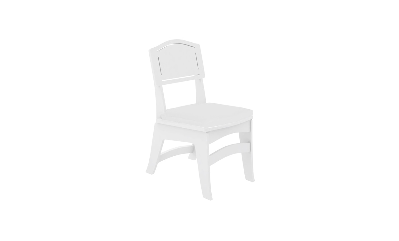 Ledge Lounger Legacy Dining Chair is perfect for dining poolside.