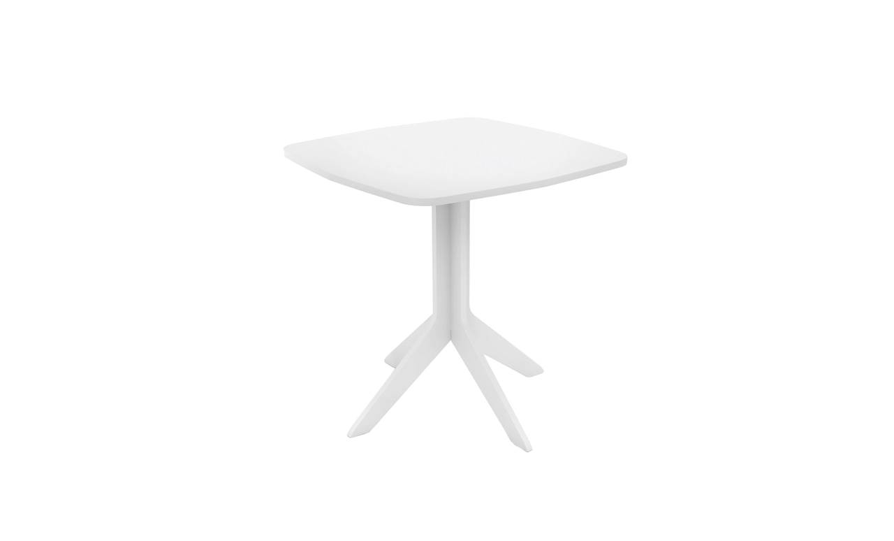 Square Mainstay Bistro Table by Ledge Lounger.