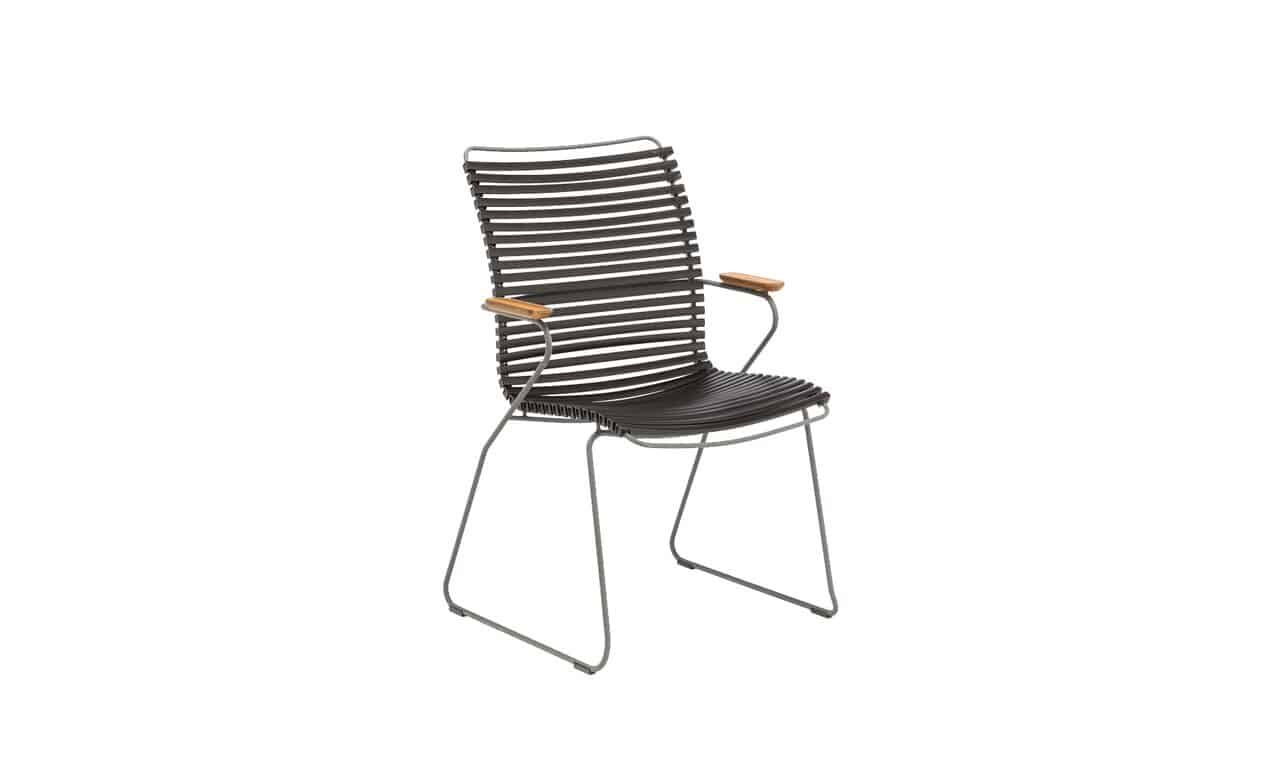 Hang out by the pool or on the patio in the Playnk Dining Armchair.