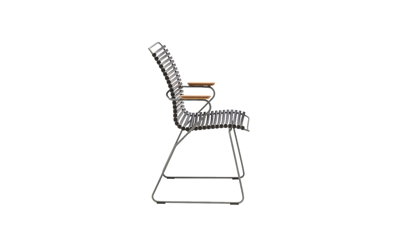 Style, comfort and sophistication can all be had with the Playnk Tall Dining Chair.