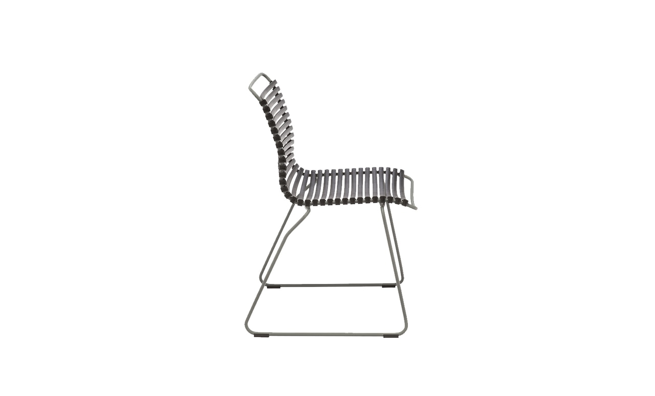 The Playnk side dining chair by Ledge Lounger.