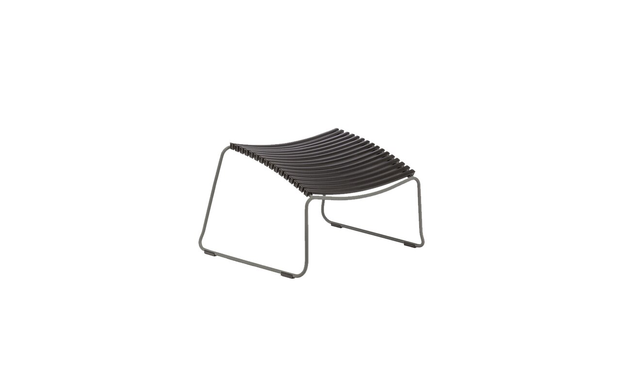 The Playnk ottoman by Ledge Lounger.