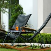 A pair of Playnk rockers make any outdoor area even more enjoyable.