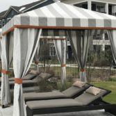 Relaxed Traditional Cabana is great for personal or commercial use.