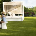 The Shift Daybed is a great addition to any pool and patio area.