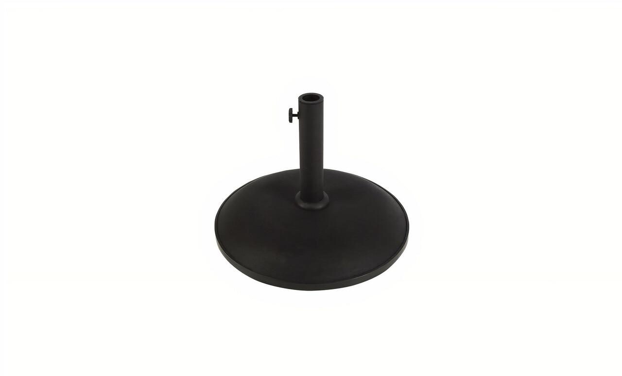 Ledge Lounger Umbrella Concrete Base.