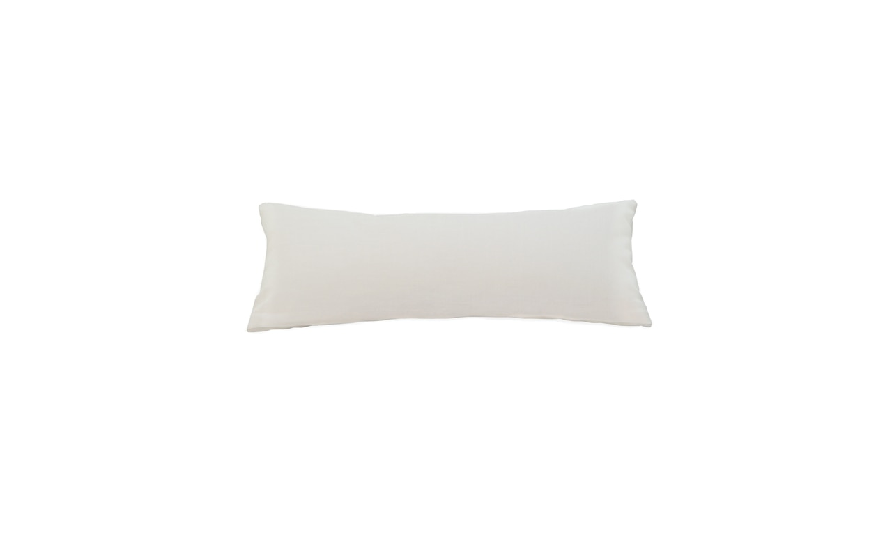 Update your poolscape or patio with our rectangular bolster pillow.